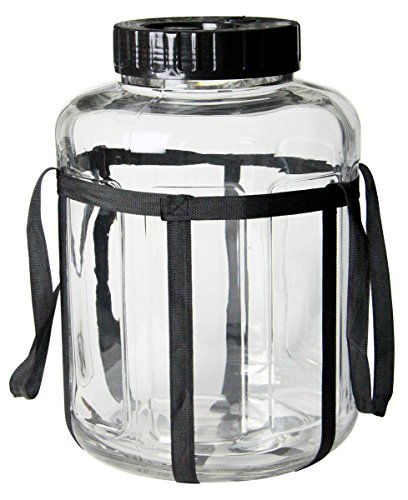Kegco 3PSD-7340J Carboy, 7 Gallon, Clear