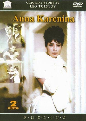 Anna Karenina [2 DVDs] by Tatjana Samoilowa