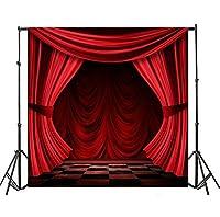 Yeele 10x 10ft Circus Performing写真の背景幕ビニールステージEntrance Shed写真背景Arena装飾ベビーシャワー男の子新生児誕生日パーティー大人写真ビデオシュートStudio小道具
