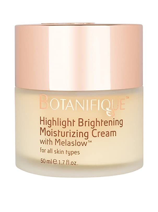 想定するドロー竜巻Botanifique Highlight Brightening Moisturizing Cream 50ml/1.7oz並行輸入品