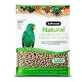 ZuPreem Natural con añadido Vitaminas, Minerales, aminoácidos...