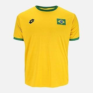 Camisa Lotto Brasil Masculina