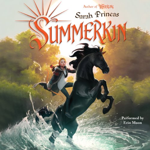 Summerkin audiobook cover art