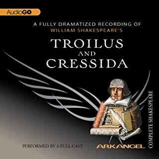 Troilus and Cressida cover art