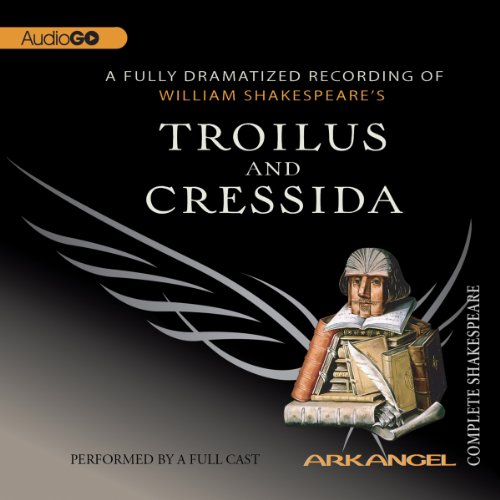 Troilus and Cressida audiobook cover art