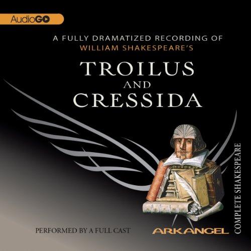Troilus and Cressida cover art