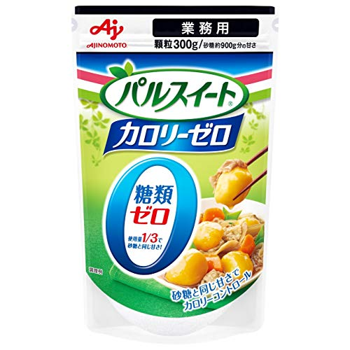 味の素 パルスイート カロリーゼロ 袋 300g
