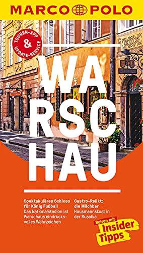 MARCO POLO Reiseführer Warschau: Reisen mit Insider-Tipps. Inkl. kostenloser Touren-App und Events&News