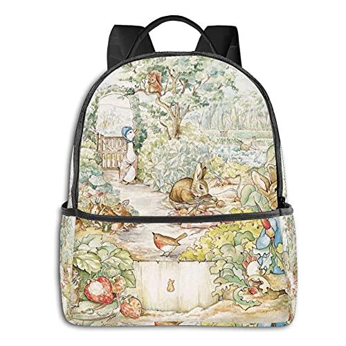 World Of Beatrix Potter - Mochila para niños y niñas, diseño vintage