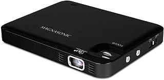 Magnasonic LED Pocket Pico Video Projector, HDMI, Rechargeab