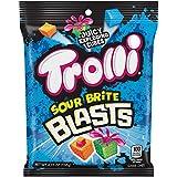 Trolli Sour Brite Blasts Gummy Candy, (00491)...
