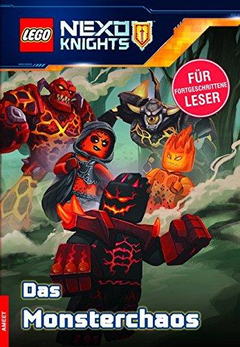 LEGO® NEXO KNIGHTS™ Das Monsterchaos: Lesebuch