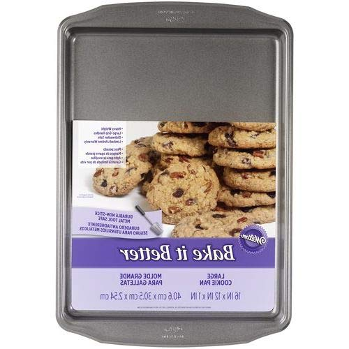 OKSLO Bake it higher cookie sheet, 16 x 12 in.