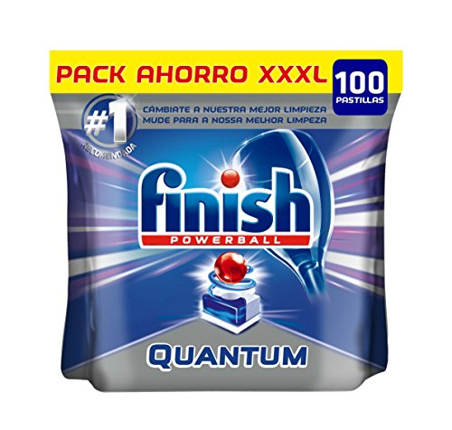 Finish Powerball Quantum Max: Pastillas