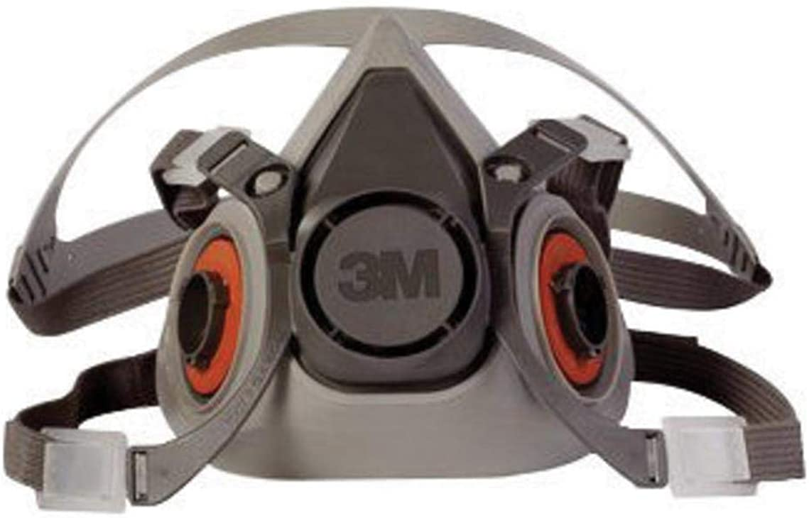 3M Large Thermoplastic Elastomer Courier shipping free shipping Half Series Fort Worth Mall Reusable 6000 Mask