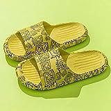 ZXQYLFLY Slippers Pack,Zapatillas de Sandalia de Verano Baño...