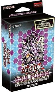 YuGiOh Soul Fusion Special Edition Mini Box