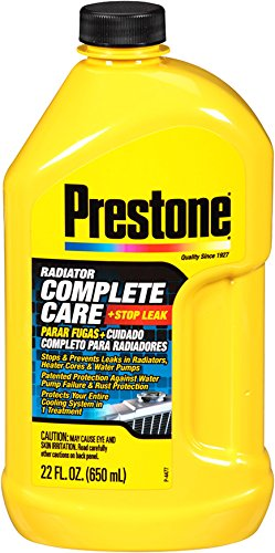 Prestone AS195 Complete Care and Stop Leak - 22 oz.