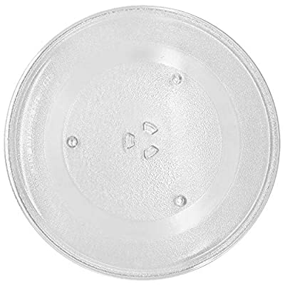 Primeswift WB49X10063 Microwave Glass Turntable Tray/Plate 14 1/2 inches