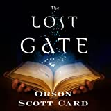 Bargain Audio Book - The Lost Gate  Mithermages  Book 1