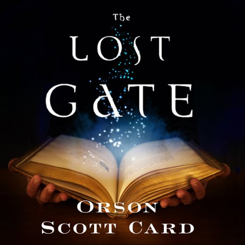 The Lost Gate cover art