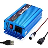 24V 5Amp Smart Automatic Battery Charger, Portable...