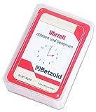 Betzold 86269 - Uhrzeit ablesen und benennen - Kartensatz für den Magischen Zylinder - 48 STK.