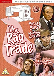 The Rag Trade on DVD
