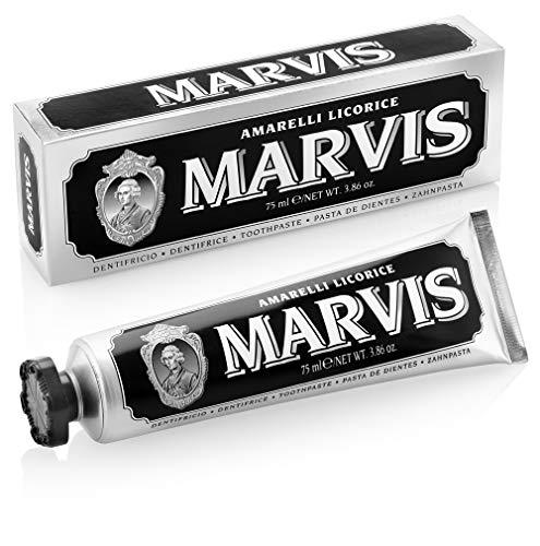 Marvis Amarelli Licorice Toothpaste, 3.86 oz
