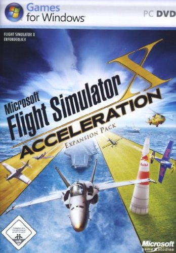 Flight Simulator X : Acceleration Expansion Pack