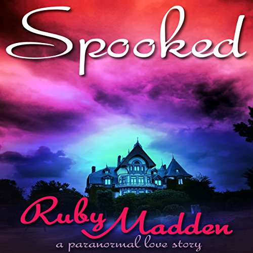 Spooked audiobook cover art