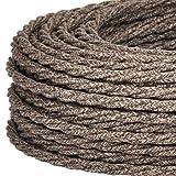 Cable eléctrico trenzado/Hilo trenzado revestido de...