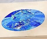 Mont Marte Hochwertiges Silikonöl für Pouring Acryl-Farbzellen 60 ml - 7