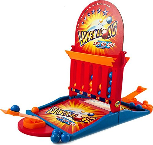 Brigamo 8739 - ☄ 4 gewinnt Activate,Geschicklichkeitsspiel für Kinder ☄
