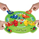 Toyrific Hungry Frogs - Classic Family Board Game - 4 Player