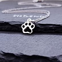 tiny dog necklace