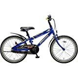 ブリヂストン 子供用自転車 クロスファイヤーキッズ CKS166 ブル-