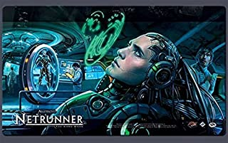 Android Netrunner Playmat: Creation and Control