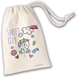 all sas Schulrucksack umweltfreundlich für die Schule 100% Baumwolle Made in Italy