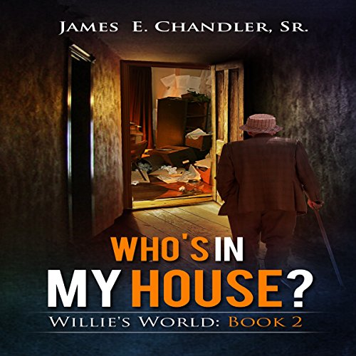 Who's in My House? audiobook cover art