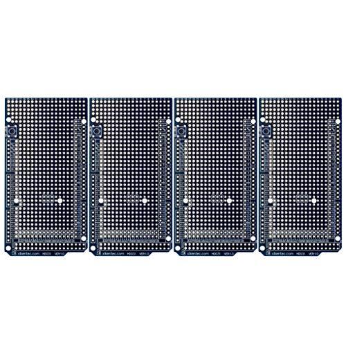 4X Prototipo PCB para Arduino Mega 2560 R3 Shield Board DIY