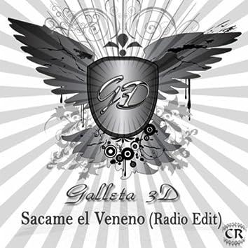 Sacame El Veneno (Radio Edit)
