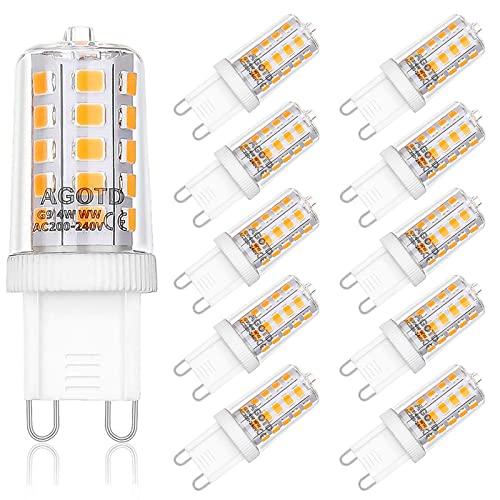 AGOTD AGOTD 4W G9 Lampe, 2700k Bild