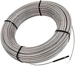 Schluter Systems DITRA-HEAT-E Floor Heating DHEHK Cable All Sizes 120V & 240V (DHEHK240167 240V (166.7 Ft²) 2110W)