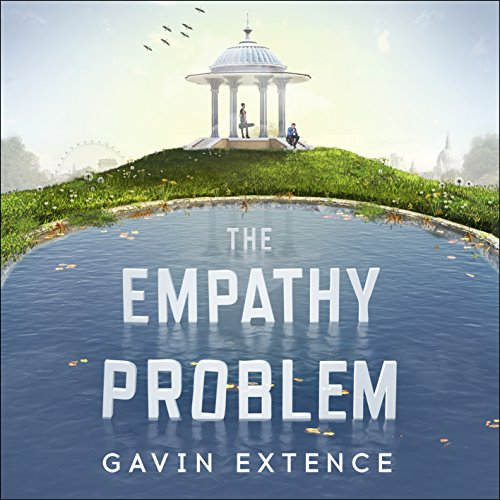 The Empathy Problem audiobook cover art