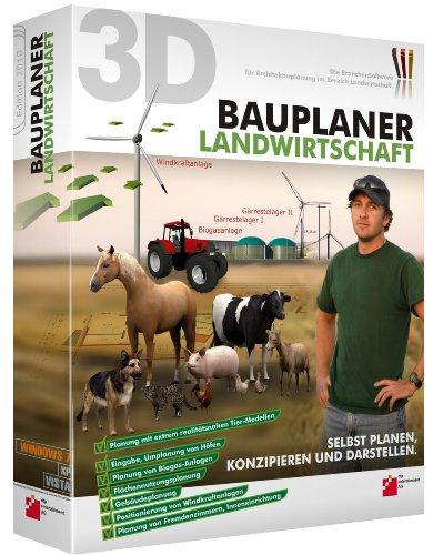 3D Bauplaner Landwirtschaft