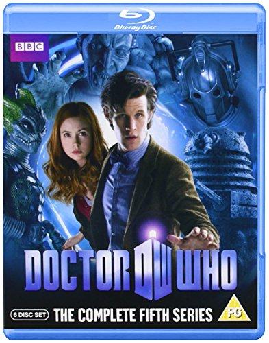 Doctor Who - Complete Series 5 Box Set [Reino Unido] [Blu-ray]
