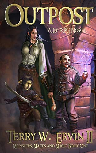 Outpost: Monsters, Maces and Magic Book One