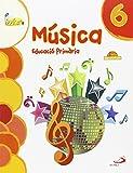 Música 6 - Projecte Pizzicato - Libro del alumno: Educació Primària - 9788428546843
