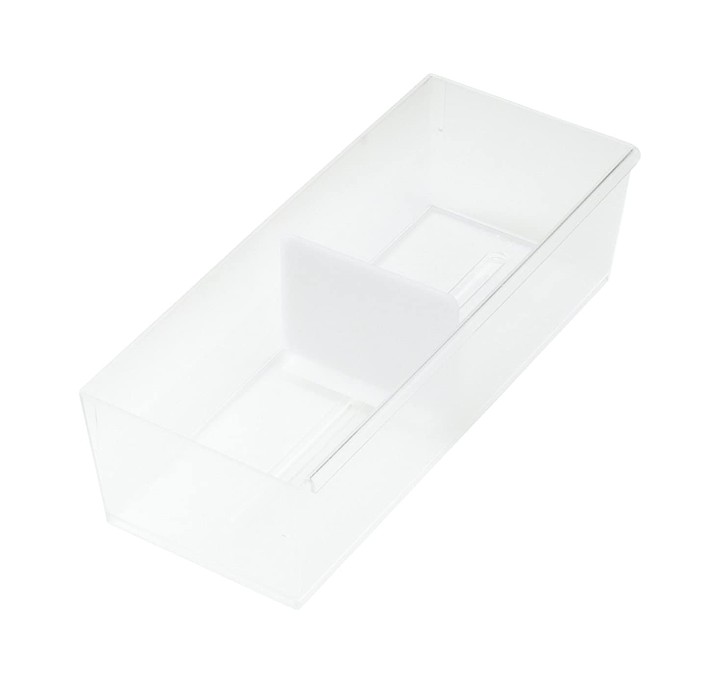 Like-It CS-P11 Drawer Organizer for Lingerie, Clear